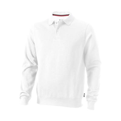 Image of Referee polo sweater