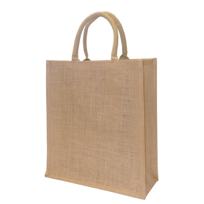 Image of Natural Jute Exhibition Bag