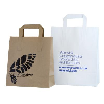Image of SOS Flat Tape Carrier Bag